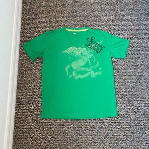 Diesel Graphic V-Neck T-Shirt